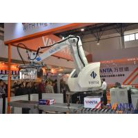 China Robotic Palletizing System 160KG Robot Arm Stacker Machine Material Carrying on sale