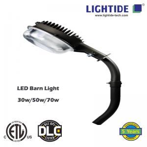 Dusk-dawn Outdoor Security Lights led,  50W, 100-277vac, ETL/CETL/CE, Photocell, 5 yrs warranty Manufactures