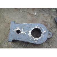 High Mn Steel Crusher Hammer Castings Crusher Spare Parts For Mine Mills Cement Mills Manufactures