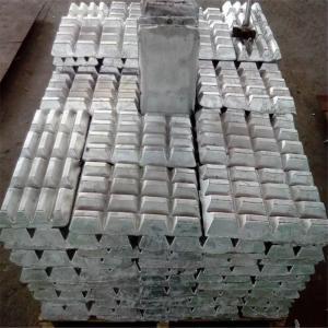 Quality MgGd Magnesium Gadolinium Alloy , Square Shape MgGd25 MgGd30 for sale