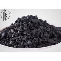 ECA Electrically Calcined Anthracite Coal High Calorific Value For Producing Electrodes Manufactures
