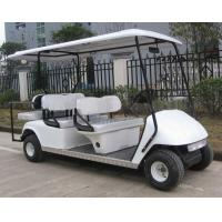gas golf cart 4+2seater Manufactures