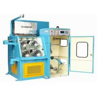 24DS Fine Copper Wire Drawing Machine Single Compact Unit For Non Ferrous Manufactures