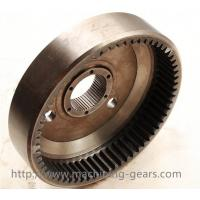 High Speed Copper Alloys Internal Spur Gear Toothed Wheel For Reducer Manufactures
