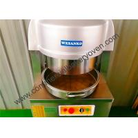 China Semi Auto Bakery Cooking Equipment , Electric Bakery Equipment Machine on sale