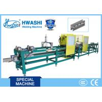 Automatic Fixing Rail Intermediate Frequency DC Welding Machine Manufactures
