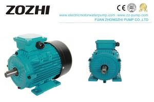 Asynchronous 2800RPM 3 Phase Induction Motor MS801-2 0.75KW 1HP Manufactures