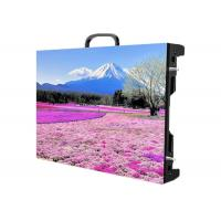 Super HD P2.976 Indoor Rental LED Display 3840Hz Refresh Frequency  Die-Casting Aluminum Cabinet 500*500mm Manufactures