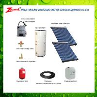 China split solar water heating system on sale