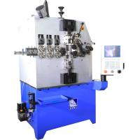 Three To Five Axes Wire Diameter Spring Coiling Machine Wire Feed Length Unlimited Manufactures