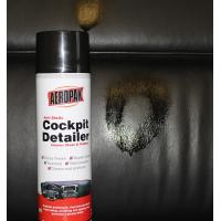 Aeropak Interior Car Care Products , Car Dashboard Cleaner Protectant Manufactures