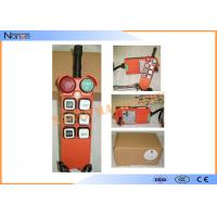 Radio Control Equipment Telecrane Radio Remote Control Low Power Consumption Transmitter Manufactures