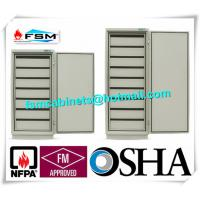 Magnetic Proof Fire Rated File Cabinets For Government / Finance / Securities Manufactures