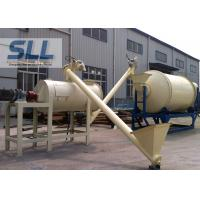 Full Automatic Dry Mortar Mixer Machine For Cement / Sand CE / ISO Approved Manufactures