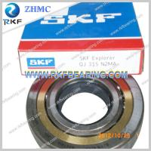 China SKF QJ315N2MA 75mm Four-Point Angular Contact Ball Bearing on sale