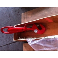 20 Ton, 25 Ton, 35 Ton Sucker Rod Hook For Drilling Rig With Factory Price Manufactures