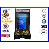 Quality 24 Inch Mini Pinball Machine With 160 Games With Coin Function Suitable For Family for sale