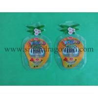 Special-shaped plastic juice bag Manufactures