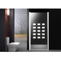 Bathroom Pivotech Shower Screens Framed Pivot Shower Door 900 x 1850 mm Manufactures