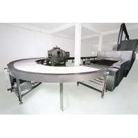 Small Hot Wafers Cookie Production Line , Chocolate Filling Snack Production Line Manufactures