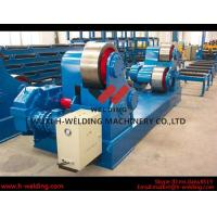 Chemical Industry Welding Turning Rolls 20Ton Automatic Self Aligning Rotator Manufactures