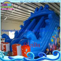 Giant Inflatable Water Slide Toy for Inflatable Swimming Pool Slide Manufactures