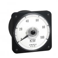 Moving Coil Analog Electric Meter, 110*110mm Analogue Panel Ammeter Three Phase Manufactures