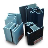 Aluminum Extrusions, High-performance, Used for Doors, Windows and Screen Walls Manufactures