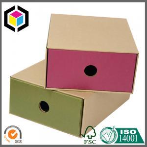Diy Drawer Paper Gift Storage Box; Folding Carton Cardboard Paper Shoe Box Manufactures