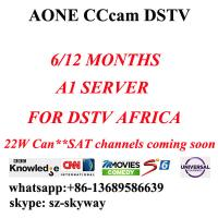 6 month/One year A1 cccam account Aone account A-one All in one account for dstv Manufactures