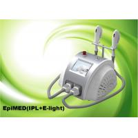 E-light IPL Intense Pulsed Light Fractional Laser Beauty Machine with Air Cooling Manufactures