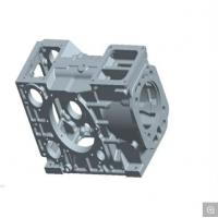 Quality Engine Part Aluminium Mold Making By Gravity Casting Low Presuree Casting for sale