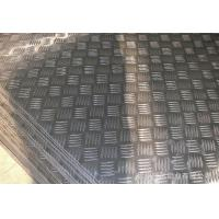 Anti Skidding Bright Finish Aluminum Tread Plate For Building Plate / Sheet Manufactures