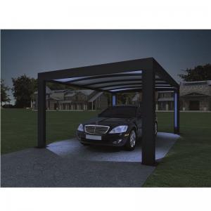 52X2 , 4 M -Genua Induction Garage Led Auto-Sensing Solar Garage Parking Lot