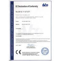 Decent Auto Parts Co.,Ltd Certifications