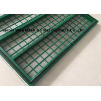 China Welded Steel Frame Screen 2 / 3 Multiple Layers Tensile Bolting Cloth Primary Deck on sale