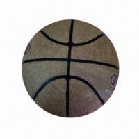 Laminated Basketball, Made of Super Micro PU Material, with Outstanding Rebounce Manufactures