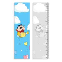 0.9mm PET + 157g Paper 3D Lenticular Ruler Customized Shape Anime Pattern Manufactures