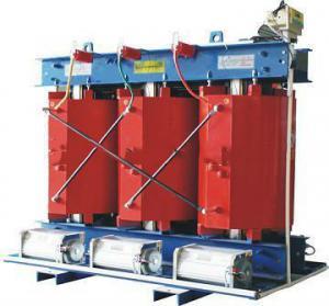 11kV Machine Tool Control Transformer , Cast Resin Dry Type Transformer 2500KVA Manufactures