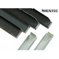 6063-T5 AA20Um Clear Aluminum Solar Panel Frame  /  Aluminum Solar Mounting Frames Manufactures