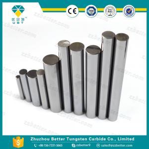 YL10.2 tungsten carbide rods TC round bar Manufactures