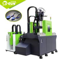 China High Efficiency Vertical Injection Moulding Machine For Silicone Protective Face Cover on sale