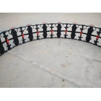Full Color Aluminum SMD2121 P3.91 Stage Curved LED Screen Manufactures