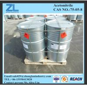 Acetonitrile(ACN) Cas No 75-05-8 Manufactures