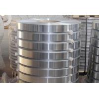 Silver 0.009-0.05m Thin Aluminum Strips H14 / H16 Pharma / Confectioneries Use Manufactures