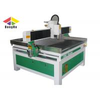 Tabletop CNC Router Milling Machine For Metal And Stone Engraving / Cutting Manufactures