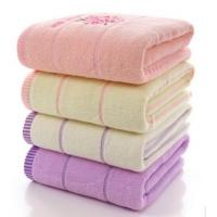 Comfortable Plain Weave Soft Face Towels Decorative With Digital Printing Manufactures
