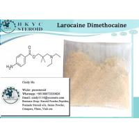 New Arrived Local Anesthetic Powders Larocaine Dimethocaine With Safe Shipping Manufactures