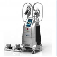 Buy cheap New Design 4 handles cryolipolysis,hot cryolipolysis cool body sculpting machine,two handl from wholesalers