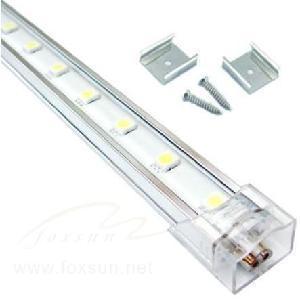 China 15W 72 LEDs 17-20lm/LED DC12V 1000mm*12mm T4 LED Fluorescent Tube on sale